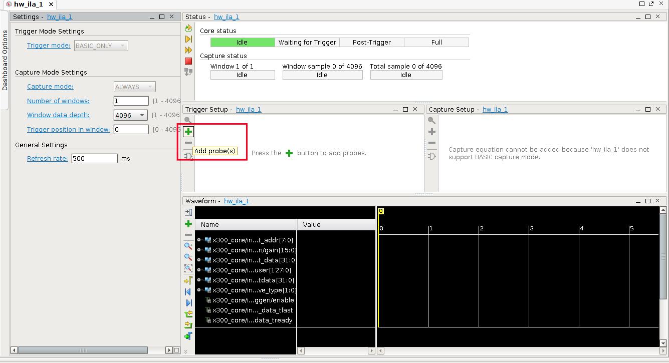 Debugging FPGA images - Ettus Knowledge Base